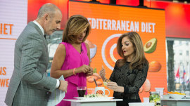 Hoda Kotb shares her Mediterranean diet journey: Is it right for you?