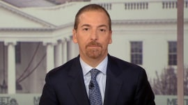 Chuck Todd: John Lewis 'knew what he was doing' questioning Donald Trump's legitimacy