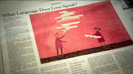 Writing for NYT's 'Modern Love' column is 'a lot like falling in love,' editor says