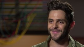 Thomas Rhett didn't plan on being a country superstar, but people kept liking his music