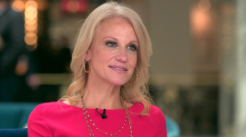 Kellyanne Conway: Being raised by strong women taught me to be independent