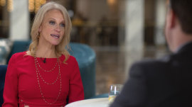 Donald Trump has a list of countries that will undergo 'extreme vetting,' Kellyanne Conway says