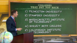 Princeton, Stanford, more: Top schools in the country that pay you back