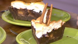 Make peanut butter Oreo s'mores pie and other decadent desserts