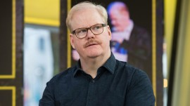 Jim Gaffigan on his Netflix special, his family and his 'disgusting mustache'