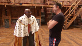 Go behind the scenes of 'Hamilton' with Taran Killam and Al Roker