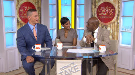 'There's diversity' in the 2017 Oscar nominations, Al Roker says