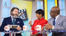 Al Roker, Nick Offerman test Amazon Echo's Alexa (see what she mispronounces!)