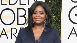 Octavia Spencer on 'Hidden Figures' Oscar nods: 'We are over the moon'
