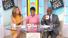 Truth or Dare: Watch Tamron Hall skip truth, take dare to drink something weird