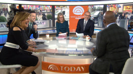Capricorns like Matt Lauer are bossy, website says (and Meredith agrees!)