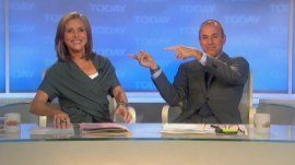 Watch Meredith Vieira's fun moments on TODAY