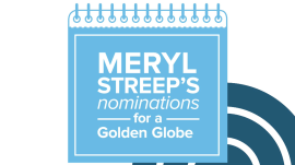 See all of Meryl Streep's Golden Globe-nominated roles