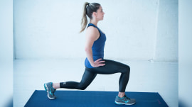 Simple exercises to strengthen your legs