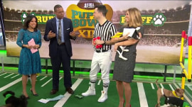 Puppy Bowl 'ruff-eree' previews adorable event