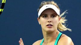 Tennis star Genie Bouchard loses Super Bowl bet, will go out with fan