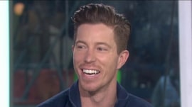 Would Shaun White share communal rooms with other guests at a hotel?