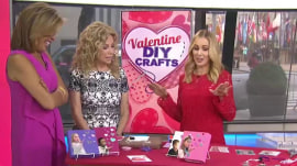 Bookmarks, pop-up cards and other great Valentine's Day crafts for kids