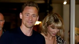 Tom Hiddleston talks about his failed romance with Taylor Swift