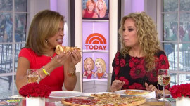 It's National Pizza Day! Kathie Lee and Hoda reveal their favorites
