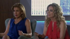 KLG and Hoda are on 'Nashville'! Get a sneak peek at their clip