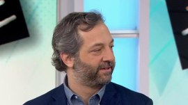 Judd Apatow: I mispronounced my own wife's name for 19 years