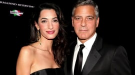 George Clooney's mother mistakenly reveals gender of his and Amal's twins