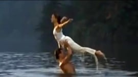 Jennifer Grey says 'Dirty Dancing' lake scene almost never happened