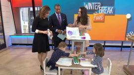 DIY ideas to keep kids entertained: Ice painting, random acts of kindness and more
