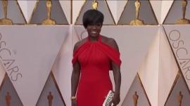 Viola Davis, Alicia Vikander, more: Oscars best red carpet looks and trends
