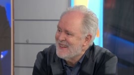 John Lithgow: I turned down the starring role as 'Frasier'