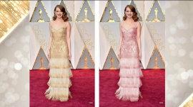 Red Carpet remix! Bobbie Thomas tweaks some of the top Oscar looks
