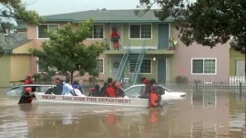 Second round of storms prompts more evacuations in California