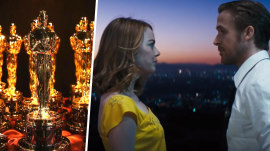 History-making Oscars night? 'La La Land' is the film to beat with record 14 nominations