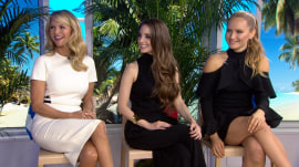 Christie Brinkley's daughter Alexa: I was nervous before Sports Illustrated shoot