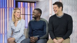 Allison Williams and co-stars talks new movie 'Get Out'