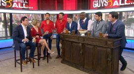 Guys Tell All: Should men say they're sorry even when it's not their fault?