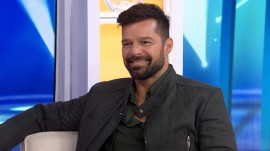 Ricky Martin talks about his Las Vegas residency, upcoming wedding