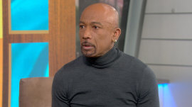 Montel Williams' advice: Write down 3 good things you've done every day
