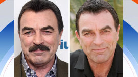Kathie Lee: I loved kissing Tom Selleck's mustache