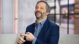 Judd Apatow talks about 'Girls' finale and new HBO series 'Crashing'