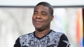 Tracy Morgan: 'It was scary' returning to movies after car crash