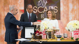 Red carpet cocktails, movie-themed food: DIY ideas for your Oscar party