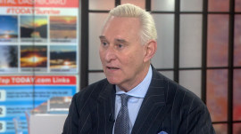 Former Trump adviser Roger Stone: I had no contacts with Russian officials