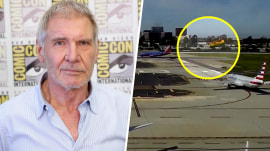 New video shows Harrison Ford's near miss of American Airlines 737