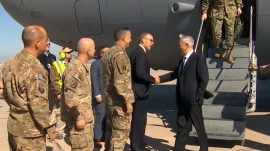 US Defense Secretary Jim Mattis: We're not in Iraq to seize oil