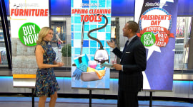 Spring cleaning products, furniture, appliances: Buy now or wait for later?
