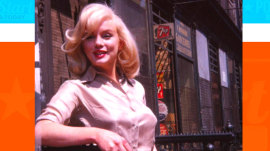 Never-before-seen pictures of Marilyn Monroe allegedly show baby bump
