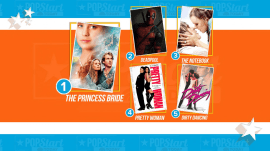 See Fandango's top 5 movies to watch on Valentine's Day
