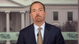 Chuck Todd: If Tom Perez is 'too establishment,' then Democrats have moved farther left